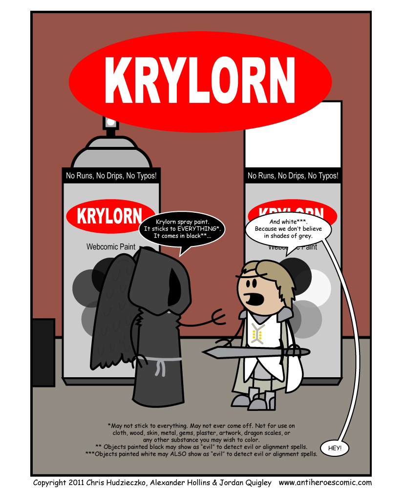 Krylorn Spray Paint